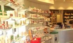 La nutrizionista in farmacia